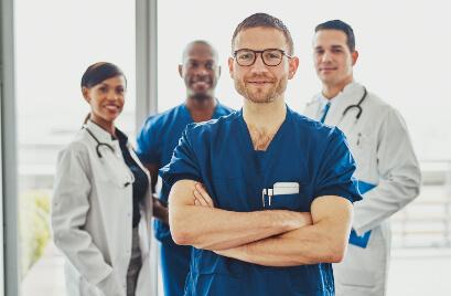 Equipe médica - FAGG contabilidade para médicos