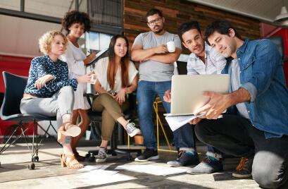 Equipe Startup analisando projetos - Fagg Contabilidade para Startups